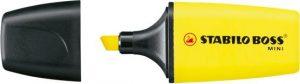 STABILO BOSS MINI als Werbeartikel mit Logo im PRESIT Online-Shop bedrucken lassen