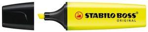STABILO BOSS ORIGINAL als Werbeartikel mit Logo im PRESIT Online-Shop bedrucken lassen