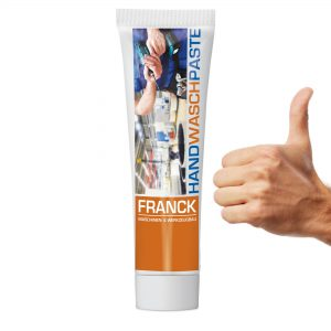 20 ml Tube - Profi Handwaschpaste als Werbeartikel mit Logo im PRESIT Online-Shop bedrucken lassen