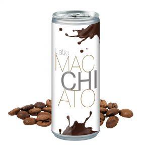 250 ml Latte Macchiato (Pfandfrei) als Werbeartikel mit Logo im PRESIT Online-Shop bedrucken lassen