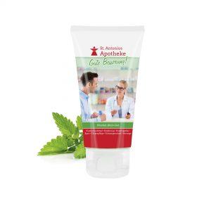 50 ml Tube mit Klappdeckel - Muskel-Aktiv-Gel als Werbeartikel mit Logo im PRESIT Online-Shop bedrucken lassen