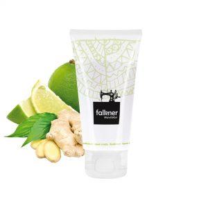 50 ml Tube mit Klappdeckel - Handbalsam Ingwer - Limette als Werbeartikel mit Logo im PRESIT Online-Shop bedrucken lassen