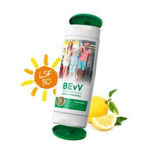 DuoPack 2: Sonnenmilch LSF 30 + Handreinigungsgel (Body Label