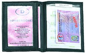 CreativDesign® Ausweistasche CD als Werbeartikel mit Logo im PRESIT Online-Shop bedrucken lassen