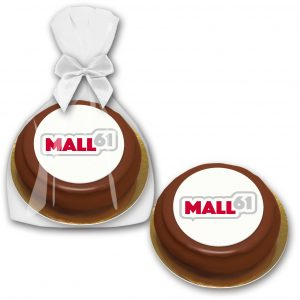 Baumkuchenring als Werbeartikel mit Logo im PRESIT Online-Shop bedrucken lassen