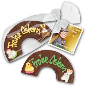 Baumkuchen Bögen Ostern als Werbeartikel mit Logo im PRESIT Online-Shop bedrucken lassen
