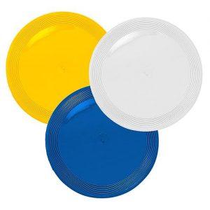 Wurfscheibe Mini 10 als Werbeartikel mit Logo im PRESIT Online-Shop bedrucken lassen