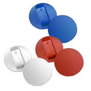 Button Colour-Clip als Werbeartikel mit Logo im PRESIT Online-Shop bedrucken lassen