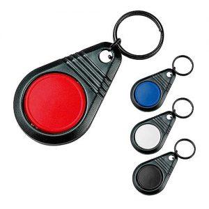 Dreh-Schlüsselanhänger Point ohne Chip als Werbeartikel mit Logo im PRESIT Online-Shop bedrucken lassen