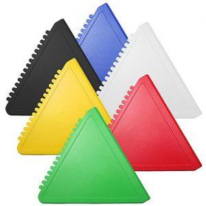 Eiskratzer Dreieck als Werbeartikel mit Logo im PRESIT Online-Shop bedrucken lassen