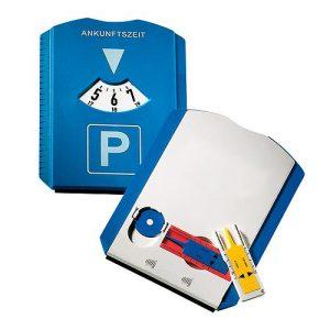 Parkscheibe Profi als Werbeartikel mit Logo im PRESIT Online-Shop bedrucken lassen