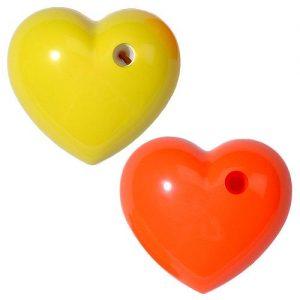 Bleistiftspitzer Herz als Werbeartikel mit Logo im PRESIT Online-Shop bedrucken lassen