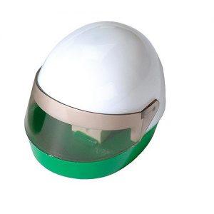 Bleistiftspitzer Helm als Werbeartikel mit Logo im PRESIT Online-Shop bedrucken lassen