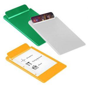 Schreibboard DIN A4 color als Werbeartikel mit Logo im PRESIT Online-Shop bedrucken lassen
