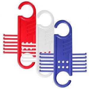 Kleiderbügel Krawatten-Diener als Werbeartikel mit Logo im PRESIT Online-Shop bedrucken lassen