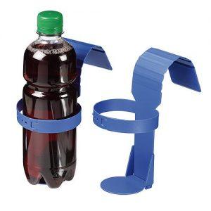 Flaschenhalter Flexi als Werbeartikel mit Logo im PRESIT Online-Shop bedrucken lassen