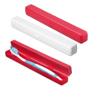 Schutzbox Zahnbürste als Werbeartikel mit Logo im PRESIT Online-Shop bedrucken lassen