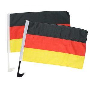 Autofahne Deutschland als Werbeartikel mit Logo im PRESIT Online-Shop bedrucken lassen