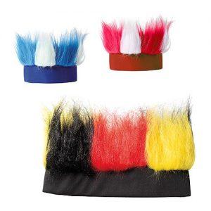 Stirnband Hairy als Werbeartikel mit Logo im PRESIT Online-Shop bedrucken lassen