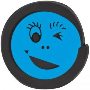 Click/Klebe Gesichts für Rechnereinleger als Werbeartikel mit Logo im PRESIT Online-Shop bedrucken lassen