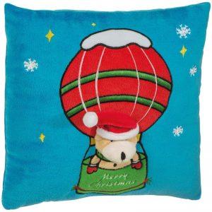 Weihnachtskissen mit verschiedenen Motiven als Werbeartikel mit Logo im PRESIT Online-Shop bedrucken lassen