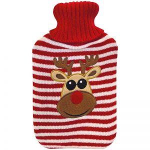 Weihnachtswärmflasche