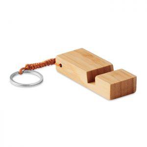 Schlüsselring mit Halter TRINEU - Schlüsselanhänger