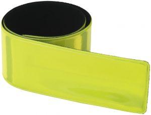 Hitz reflektierendes Snap-Armband im PRESIT Werbeartikel Online-Shop