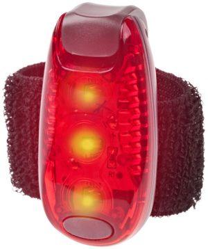 Rideo rotes Sicherheitslicht im PRESIT Werbeartikel Online-Shop