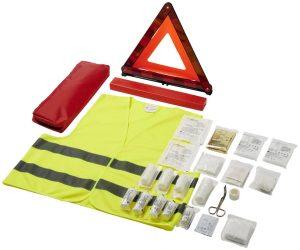 Joachim Trio Sicherheitsset für das Auto im PRESIT Werbeartikel Online-Shop