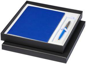 Geschenkset Parker mit A5 Notizbuch im PRESIT Werbeartikel Online-Shop