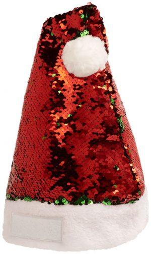 Sequins Weihnachtsmütze im PRESIT Werbeartikel Online-Shop