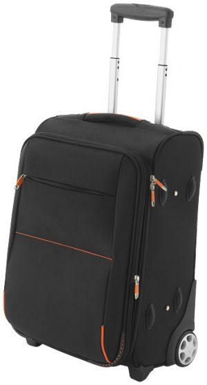 Orange Line Handgepäck Koffer im PRESIT Werbeartikel Online-Shop