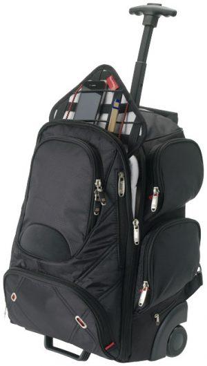 Proton 17 Trolley-Laptop-Rucksack im PRESIT Werbeartikel Online-Shop