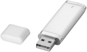 Flat 4 GB USB-Stick im PRESIT Werbeartikel Online-Shop