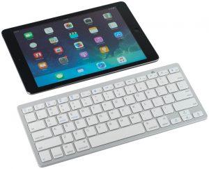 Traveler Bluetooth® Tastatur im PRESIT Werbeartikel Online-Shop