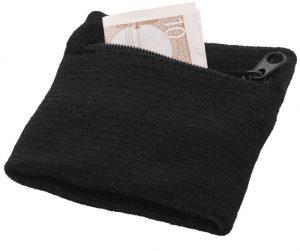 BriskySchweißband mit Reißverschlusstasche im PRESIT Werbeartikel Online-Shop