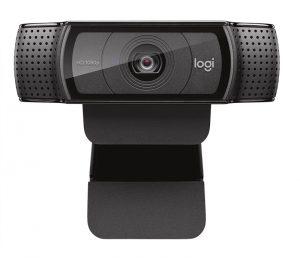 Logitech HD Pro Webcam C920 als Werbeartikel mit Logo im PRESIT Online-Shop bedrucken lassen