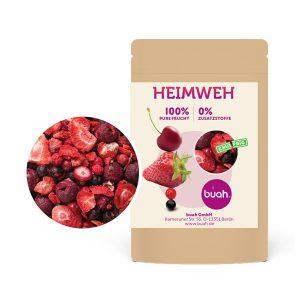 4-Frucht Snackbeutel Beeren – Werbeartikel
