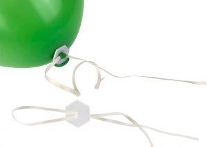 Bio Fixverschluss für Ballon