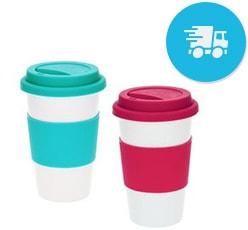 Express Kaffeebecher als Werbeartikel bedrucken