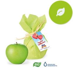 Bio Lebensmittel als Werbeartikel bedrucken