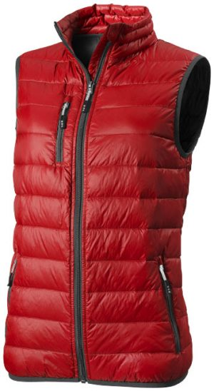 Fairview leichter Daunen-Bodywarmer für Damen im PRESIT Werbeartikel Online-Shop