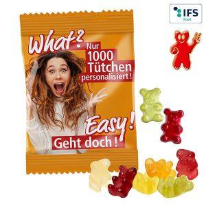 Easy Bärchen als Werbeartikel mit Logo im PRESIT Online-Shop bedrucken lassen