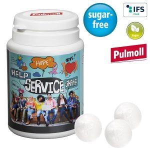Promo-Box Pulmoll Pastillen EXTRA STARK als Werbeartikel mit Logo im PRESIT Online-Shop bedrucken lassen