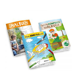 Malbücher als Werbeartikel bedrucken