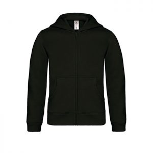 Kinder Kapuzen Sweatshirt SWEAT - Black/Black Opal - Kinderbekleidung