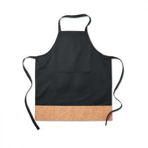 Küchenschürze mit Korkbesatz KITAB CORK - Schürzen