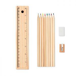 12-teiliges Schreibset TODO SET - Bleistifte