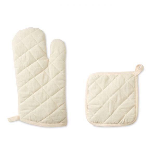 Topfhandschuh-Set MITTY - Handschuhe